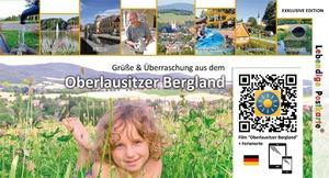 Oberlausitzer Bergland - Lebendige Postkarte
