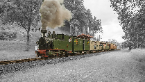 Historik Mobil - Zittauer Schmalspurbahn